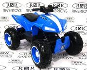 Детский квадроцикл T777TT на резиновых колесах