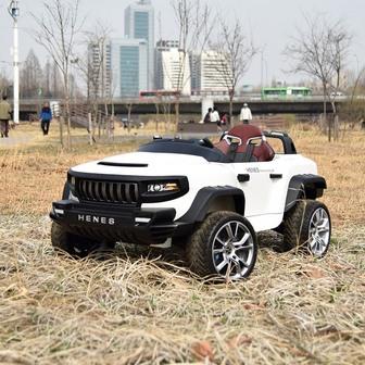 Детский внедорожник HENES Т8 Sports LI-4WD с литиево-ионным аккумулятором 24V