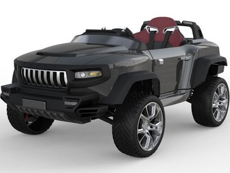 Детский полноприводный внедорожник Henes Т8 Sports LA-4WD