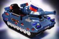 Танк С222СР с дистанционным управлением.