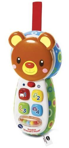 VTECH Отвечай и играй. Детский интерактивный телефон.