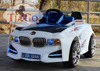 BMW-Solar-System 218SX . Детский электромобиль 12V BMW-Solar-System 218SX , солнечная батарея.