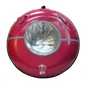 """Тюбинг RT 15"""" Deluxe, с кольцом, диаметр 105 см ПВХ"""