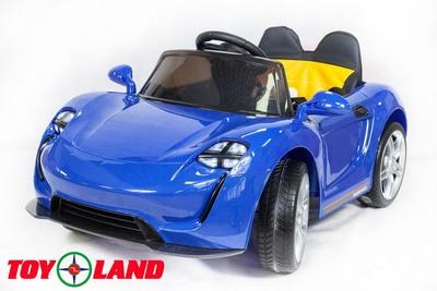 Детский электромобиль Toyland Sport mini BBH7188 на резиновых колесах