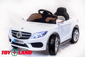 Детский электромобиль Toyland MB XMX 815 с кожаным сиденьем