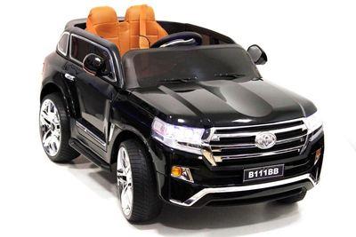 RiverToys Toyota B111BB. Электромобиль на резиновых колесах.