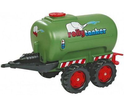Rolly Toys rollyTanker 122653. Прицеп-цистерна для педального трактора.