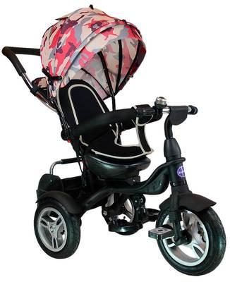 Farfello TSTX6688-4. Велосипед на надувных колесах с поворотным сиденьем.