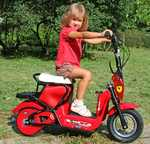 Детский электрический скутер TVL Mokik.