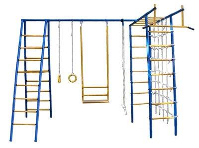 Уличный детский спортивный комплекс Kampfer Active Game Plus.