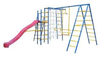 Уличный детский спортивный комплекс Kampfer Total Playground.