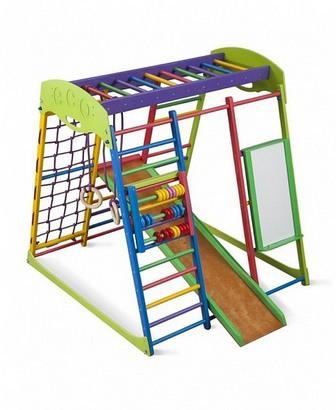 Детский спортивно - игровой комплекс Sportwood «Юнга»