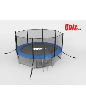 Батут UNIX line Classic 10 ft (outside)