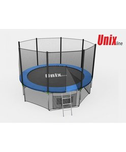 Батут UNIX line Classic 8 ft (outside)