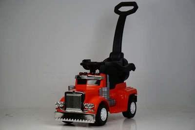 Детский электромобиль-каталка RiverToys В888ВВ.