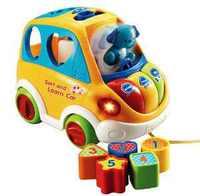 Развивающая игрушка Vtech Веселый автомобиль.