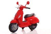 Детский мотоцикл VESPA XMX318