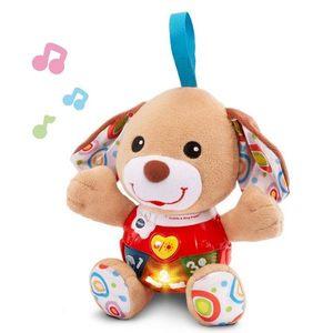 VTECH Поющий щенок. Подвесная интерактивная игрушка.