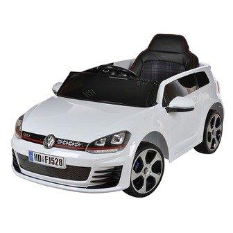 Детский электромобиль Volkswagen Golf GTI (лицензионная модель) на резиновых колесах.