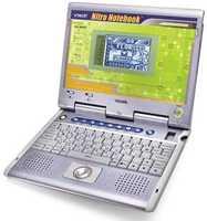 Компьютер vtech nitro notebook