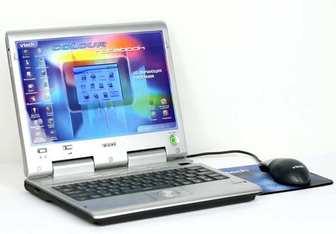 Обучающий компьютер Vtech Color LCD Notebook