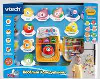 Развивающая игрушка Vtech Весёлый холодильник.