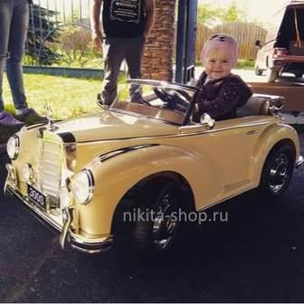Электромобиль детский Mercedes-Benz 300S (ЛИЦЕНЗИОННАЯ МОДЕЛЬ).