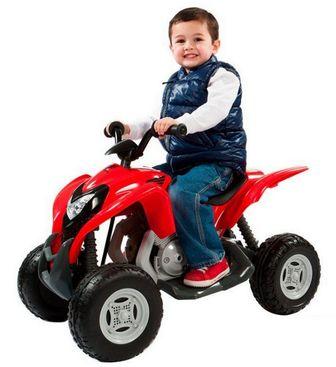 Детский квадроцикл W420.