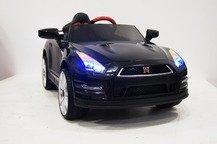Детский электромобиль Nissan GTR X333XX (ЛИЦЕНЗИОННАЯ МОДЕЛЬ) на резиновых колесах