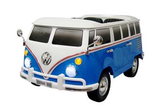 Детский электромобиль-автобус VOLKSWAGEN X444XX (Лицензионная модель)