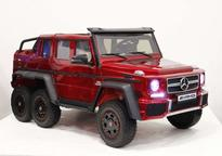 Детский электромобиль-джип Mercedes-Benz G63-AMG 4WD X555XX (ЛИЦЕНЗИОННАЯ МОДЕЛЬ) с дистанционным управлением