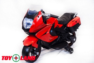 Детский электромотоцикл Moto XMX 316 на резиновых колесах