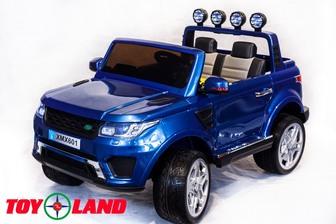 Детский электромобиль-джип Range Rover XMX 601 с пультом управления