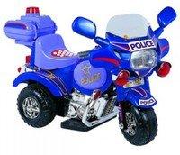 Policia New. Детский электромобиль-мотоцикл Policia New.