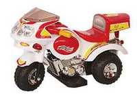 Харлей 2236. Детский электромобиль-мотоцикл Харлей 2236.