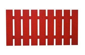 Забор простой окрашенный/неокрашенный CHZAB01/CHZAB01NO